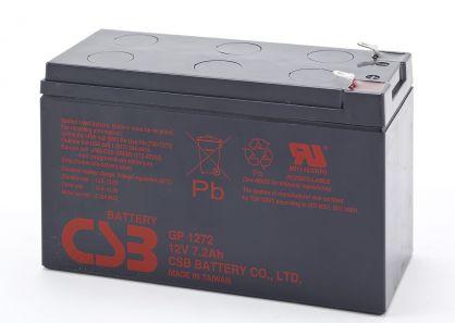 CSB-GP1272-12V 7.2Ah F1