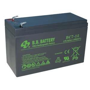 BB battery  12V 7 Ah