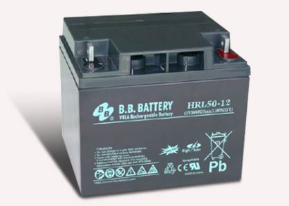 BB battery  12V 50 Ah
