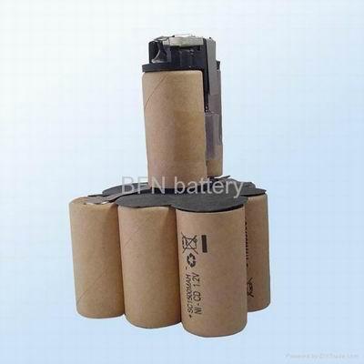 8.4V 2500mAh пакет батерия за винтоверт