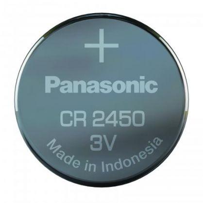 PANASONIC CR-2450 - 3V / 610 mAh
