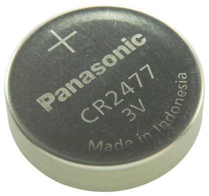 PANASONIC CR-2477 - 3V / 1000 mAh
