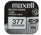 MAXELL SR626SW 1.5V
