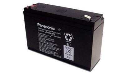 Panasonic   6V 12Ah