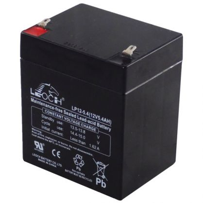 LEOCH батерии LP 12V 5,4Ah