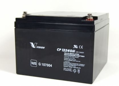 VISION 12V 26Ah / CP12240-XP