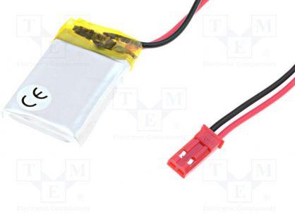 ACCU-LP502030/CL  - 3.7V / 250 mAh