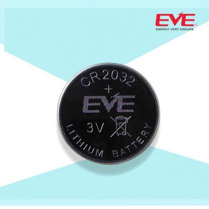 EVE CR-2032 - 3V / 225 mAh