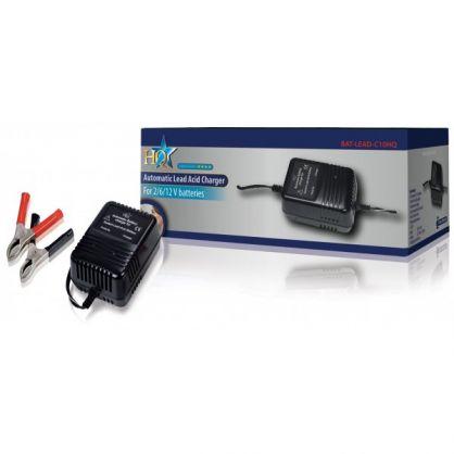 CHB-600 - 2/6/12 V - Зарядно у-во за оловно-киселинни акумулатори
