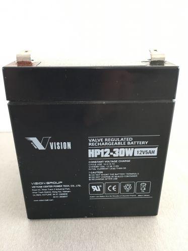 VISION 12V 5Ah / HP12-30W F2