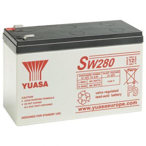 Yuasa SW280 - 12V 9 Ah  F2