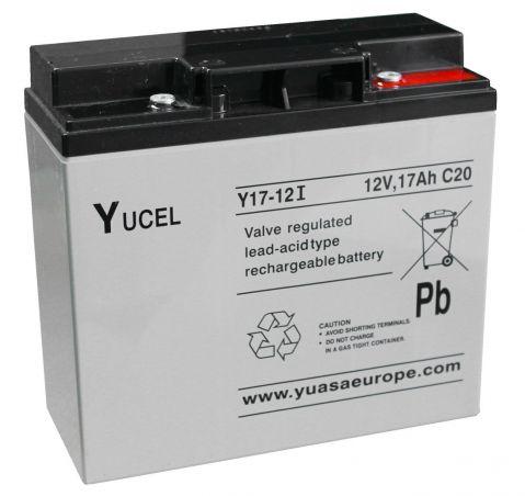 Yuasa Yucel Y17-12I