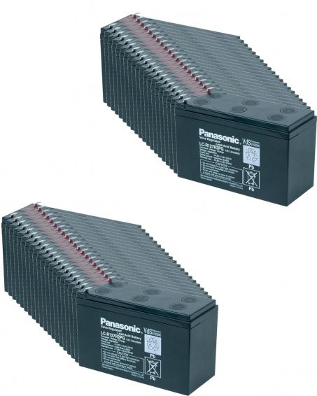 Panasonic 40x12V 7.2Ah  (KIT12-2)