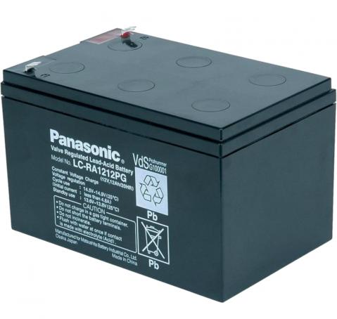 Panasonic LC-RA1212PG1 - 12V 12Ah
