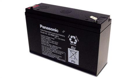 Panasonic 6V 12Ah / LC-R0612P1