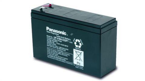 Panasonic 12V 6.7Ah F2 / UP-VWA1232P1
