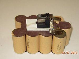 24V 1400mAh 4/5SC пакет батерия за винтоверт