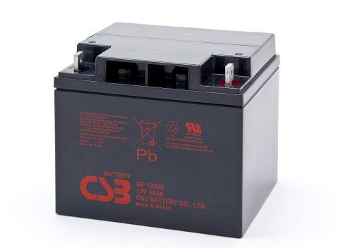 CSB-GPL12400  12V / 40Ah