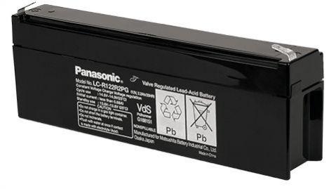 Panasonic LC-R122R2PG - 12V 2.2Ah