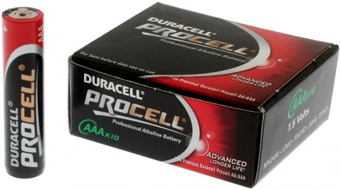 Duracell AAA MN 2400 - Алкална