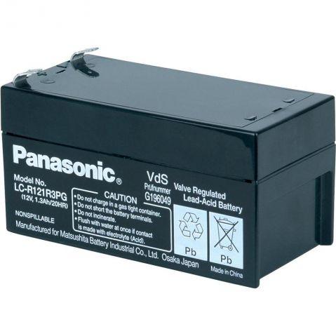 Panasonic   12V 1.3Ah