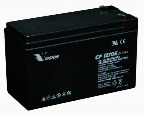 VISION 12V 7Ah / CP1270 F1