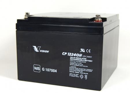 VISION 12V 24Ah / CP12240-XP