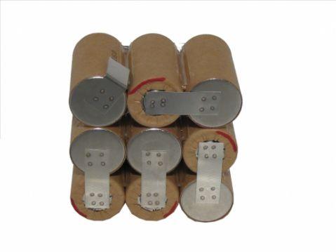 12V 1700mAh SC пакет батерия за винтоверт
