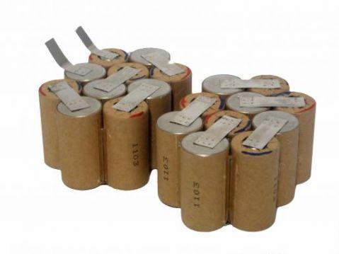 ABB 24V 1500mAh SC пакет батерия за винтоверт