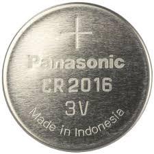 PANASONIC CR-2016 - 3V / 90 mAh