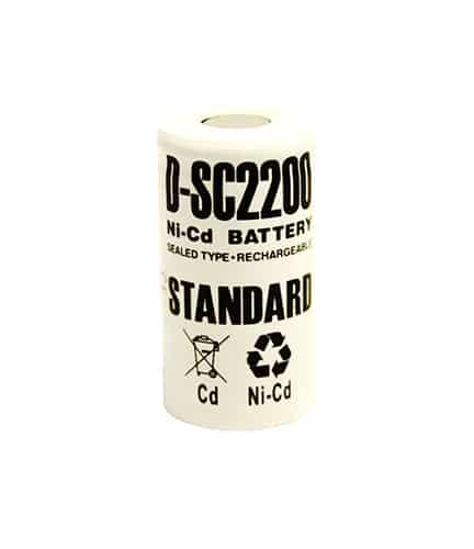 ET-2200SC - 1,2V / 2200 mAh