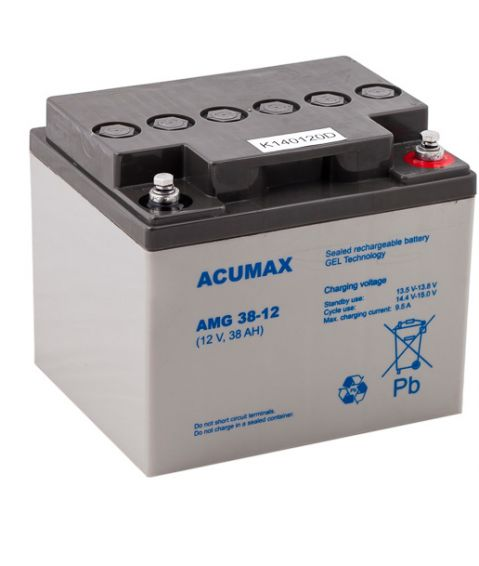 ACUMAX 12V 38Ah / AMG38-12