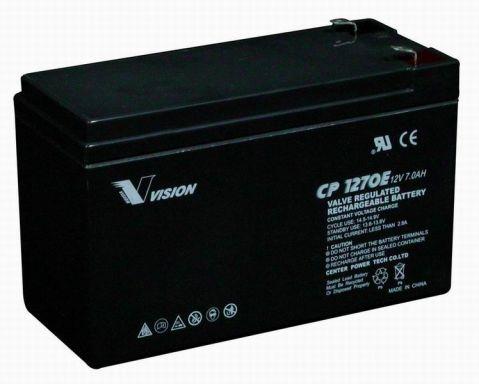 VISION 12V 7Ah / CP1270Y F1